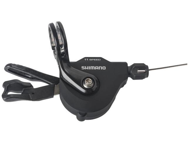 Shimano Road SL-RS700 Gearhåndtag Højre 11-speed klemme inkl. kabel sort (2019) | Gear levers